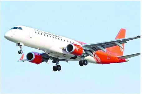 新疆克拉玛依至乌鲁木齐航线更换中型客机