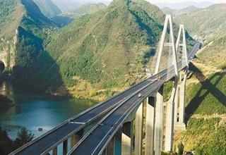 沪蓉高速公路全线贯通 强化东中西部联系