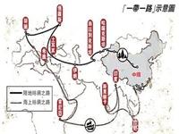 打通经济命脉   中国正阔步于新丝绸路上