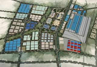 成都黄许铁路港物流园项目进展顺利 一期已完工90%