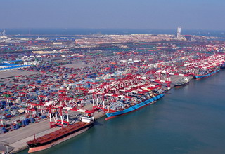 青岛将建设东北亚国际航运中心