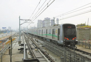龙泉直达温江 成都地铁4号线二期贯通 空载试运行