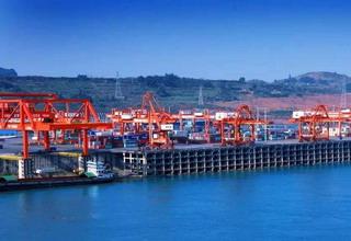 宜宾港集团正式成立 与上海南京重庆港进行资本合作
