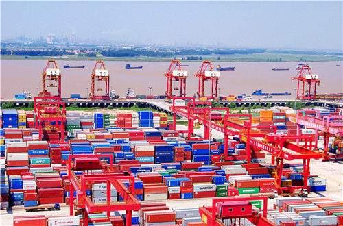 长江干线内河亿吨大港增至13个