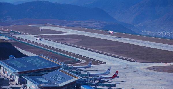 九寨黄龙机场4月18日复航 首条航线成都往返九寨