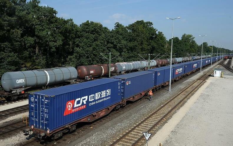 开辟欧洲运输新线路 成都至波兰谢米亚努夫卡口岸开通