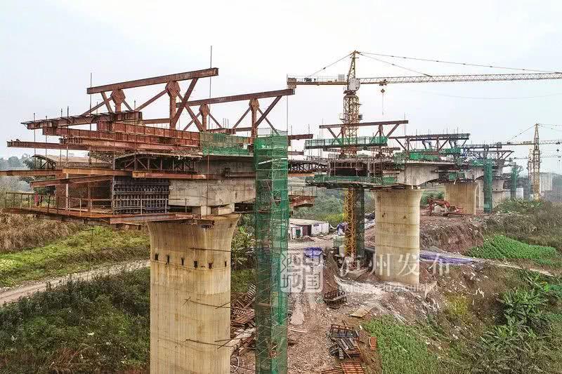 省政府发文,川南城际铁路内自泸段明年投运