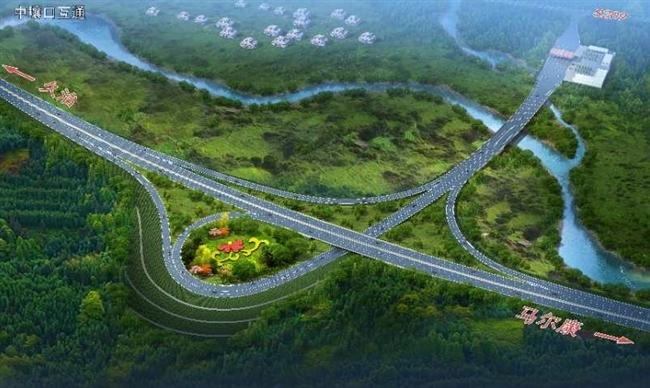 久马高速全面开工 建成后5.5小时成都跑拢青海