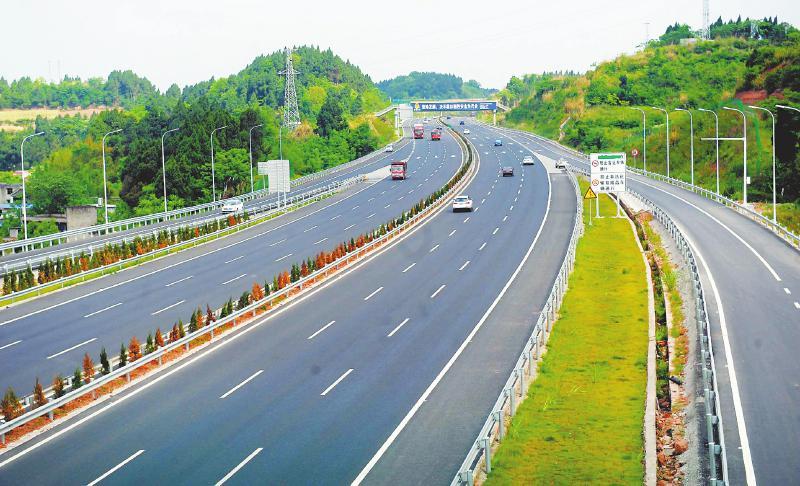"""交通强国建设试点在川加快推进 看这条""""未来之路"""""""