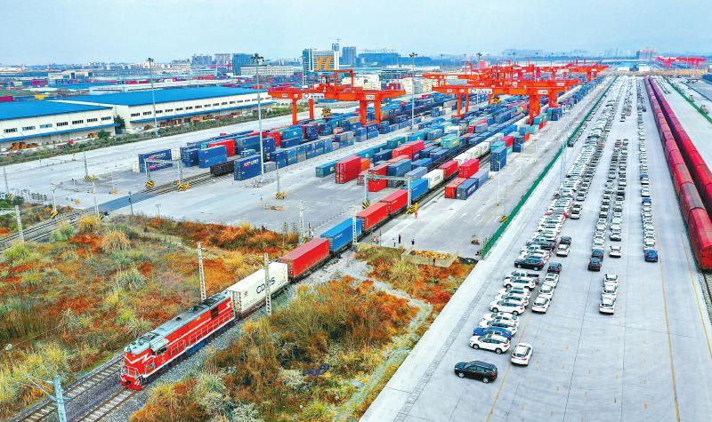 成都青白江:打造现代化国际化的成都北部中心
