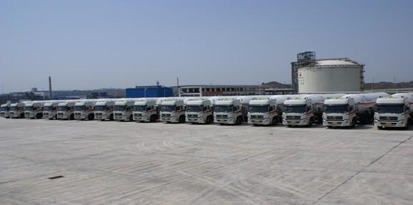 中国石油天然气运输公司广安